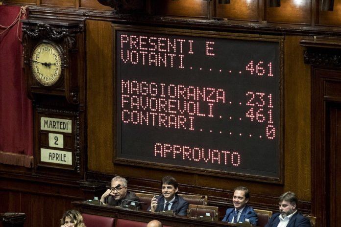 il reato di revenge porn approvato dal parlamento italiano