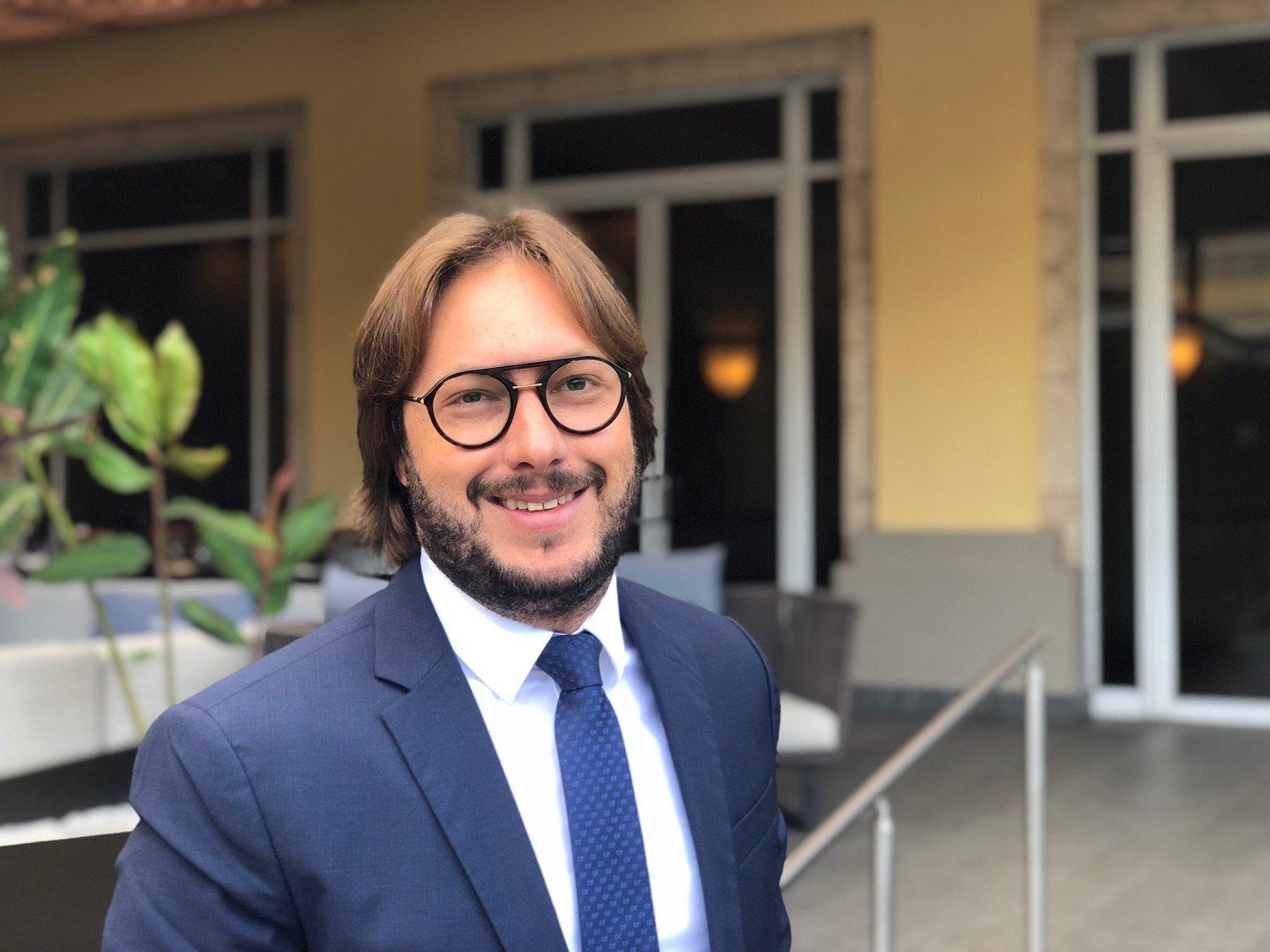 Andrea Baggio, CEO e Founder di ReputationUP, da anni è un esperto Reputation Manager